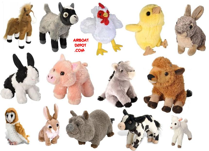 Farm Ranch Themed Toys