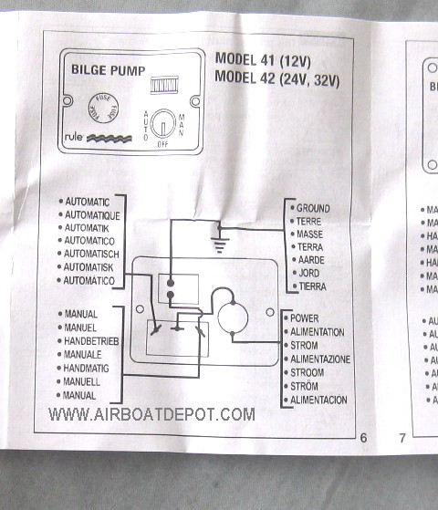 on 3 way switch wiring diagram rule bilge pump