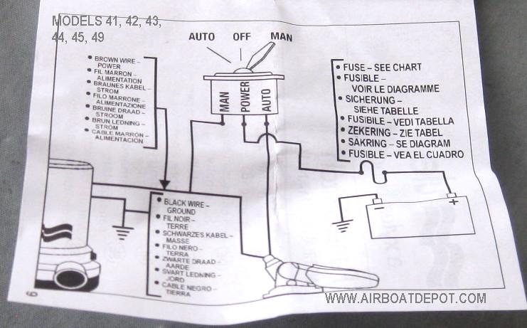 Rule 41 Switch Diagram Wiring Diagram