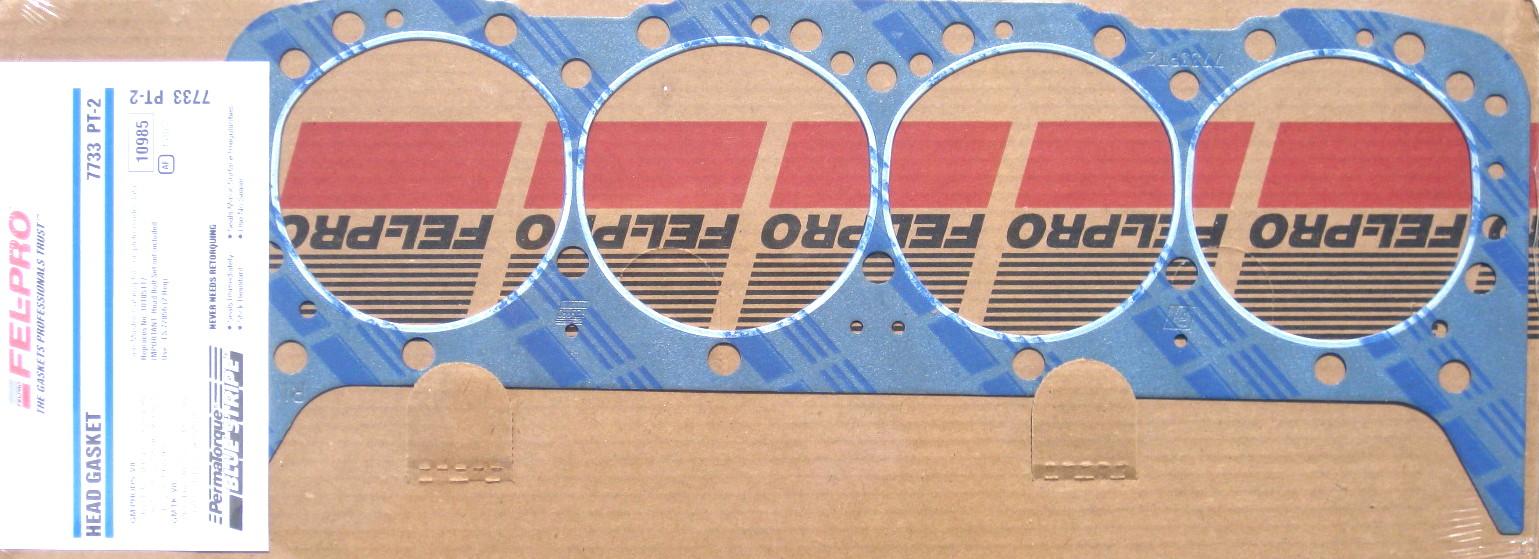 Fel-Pro HIS 8807 PT-2 Cylinder Head Gasket Set FelPro HIS8807PT2 Engine gv