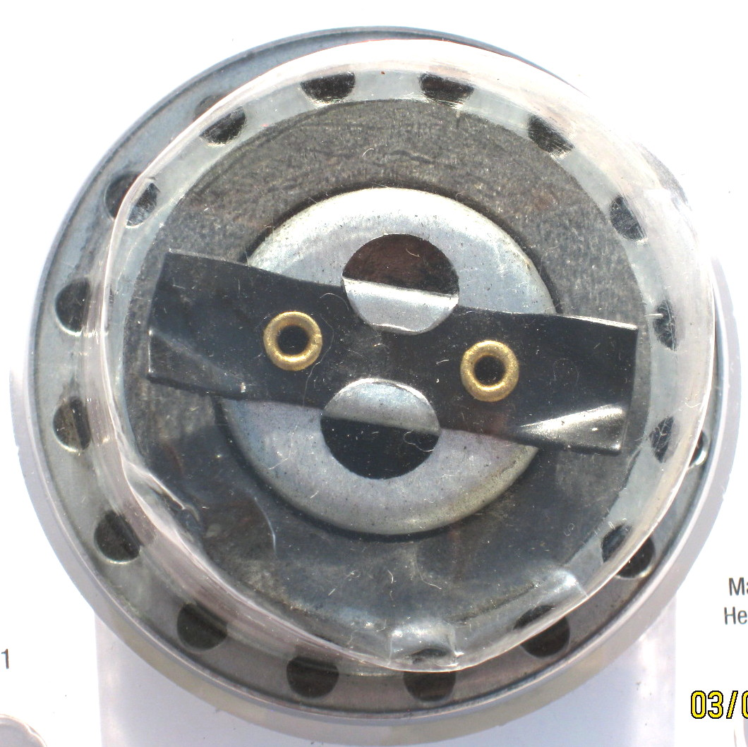 Mr Gasket 2061 Chrome Oil Twist On Valve Cover Breather Cap Fuel Filter Fits Most Applications