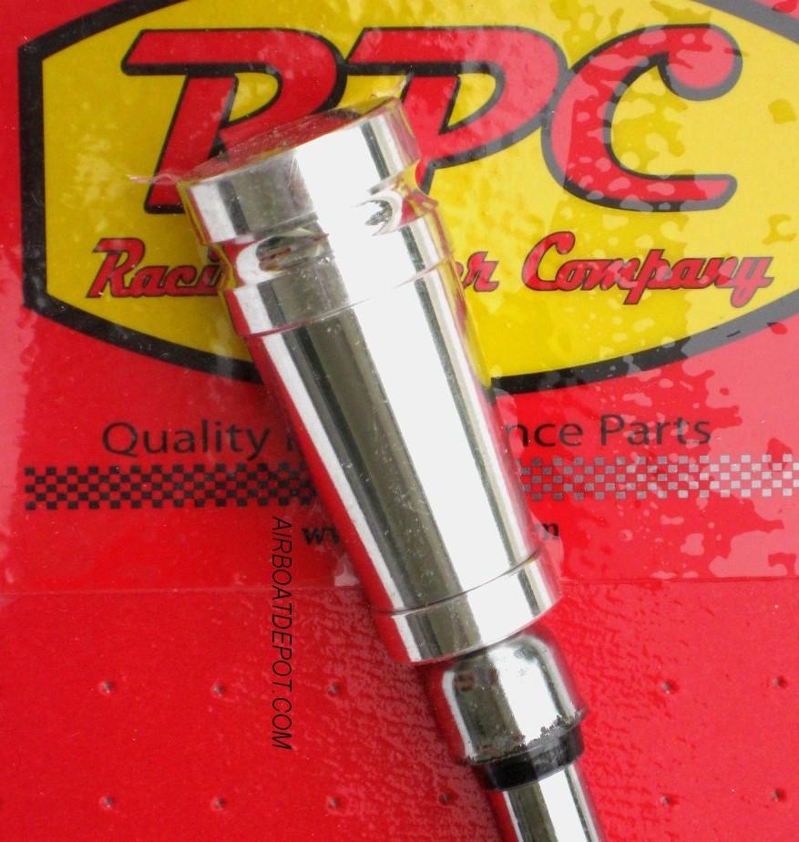 /'55-/'79 SBC Small Block Chevy 283 327 350 400 Chrome Engine Oil Dipstick Tube