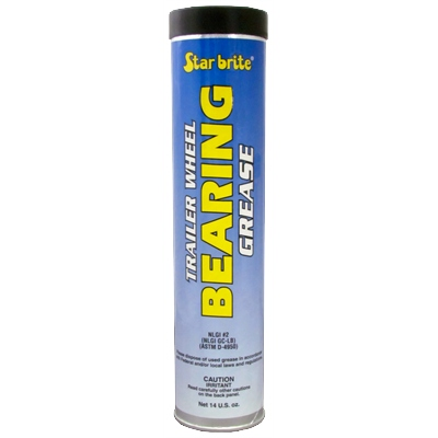 STAR BRITE® Marine Trailer Wheel Bearing Grease, 14 Oz