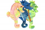 "CK MINI CUDDLEKINS 8"" Seahorse Stuffed Animal, Select From Different Colors, Each"