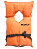 Adult Universal Over 90 Lbs. Foam Yoke Vest, Orange, Type 2 USCG Approved, Chest Size: 30'- 52""