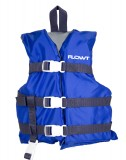 Child 30-50 Lbs., General Purpose Foam Life Vest, Blue, Type 2 USCG Approved, Chest Size: 20-25""