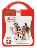 BOSS® 1014 Pet Care Master Pack First Aid Care Kit, Plastic Tote & 21 Pieces, Each
