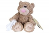 "BUDDIES 10"" Teddy Bear with Cold Stuffed Animal, Includes ""Thinking of You Greeting Card"" & Tissue, Each"