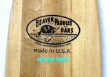 CAVINESS BEAVER 4-1/2' Laminated Wood Paddle-Oar, Each