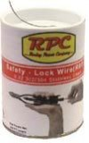 "RPC® R811 Stainless Steel Safety Locking Wire, .032"" Diameter x 350' Length, 1 Lb Can, 302/304 SS, Price Per Can"