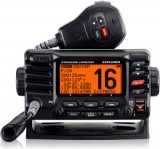STANDARD HORIZON® GX1700B BLACK WITH BUILT-IN GPS EXPLORER CLASS D DSC VHF MARINE RADIO