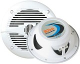 "BOSS MARINE® MR60W 200W 6.5"" COAXIAL 2-WAY MARINE FULL RANGE SPEAKERS (SOLD PER PAIR)"