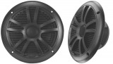 "BOSS MARINE® MR6B 180W 6.5"" DUAL CONE MARINE FULL RANGE SPEAKERS (SOLD PER PAIR)"