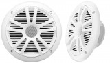 "BOSS MARINE® MR6W 180W 6.5"" DUAL CONE MARINE FULL RANGE SPEAKERS (SOLD PER PAIR)"