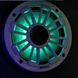 "MB QUART NAUTIC NK1-116L 120W ILLUMINATED LIGHT SHOW 6.5"" 2-WAY COAXIAL SPEAKERS (SEE VIDEO - SOLD PER PAIR)"