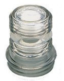 PERKO® #0248DPOCLR Spare Replacement Clear Fresnel Globe Lens For Model#'s 1311, 1330, 0455, 0466, 0367, 0371, Each