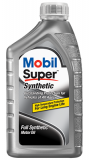 MOBIL® SUPER SAE 5W-30 Motor Oil, Full Synthetic, 1 Quart Each, Price Per Case of 6