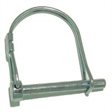 COUPLER ROUNDED SAFETY PIN